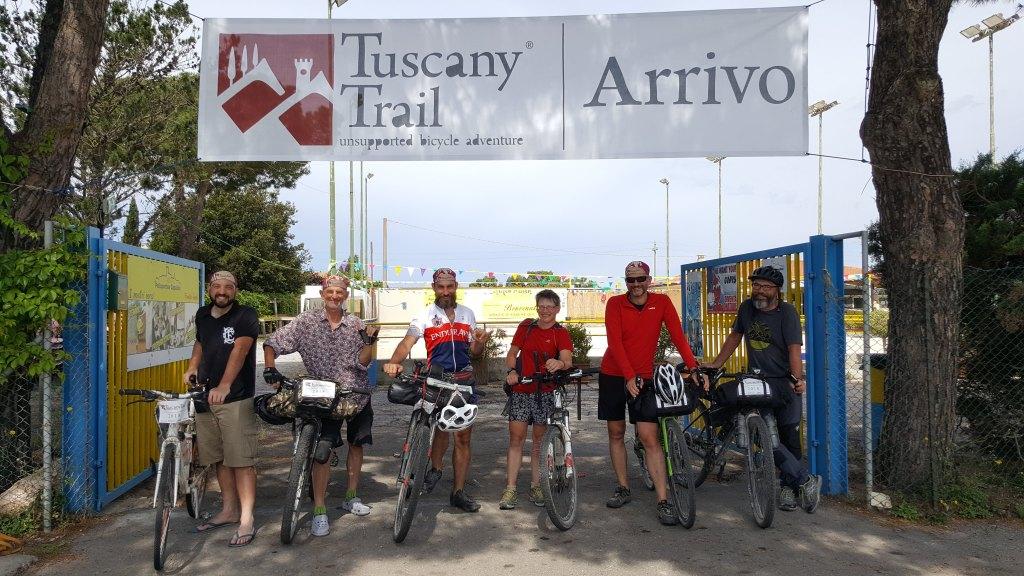 Tuscany trail vélo