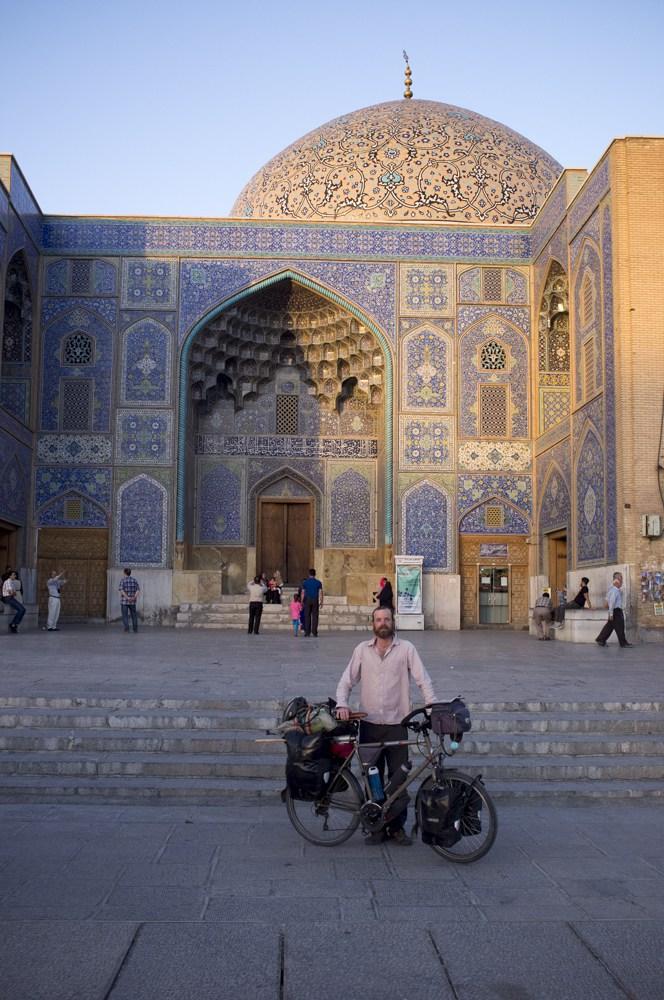 Voyage vélo en Iran