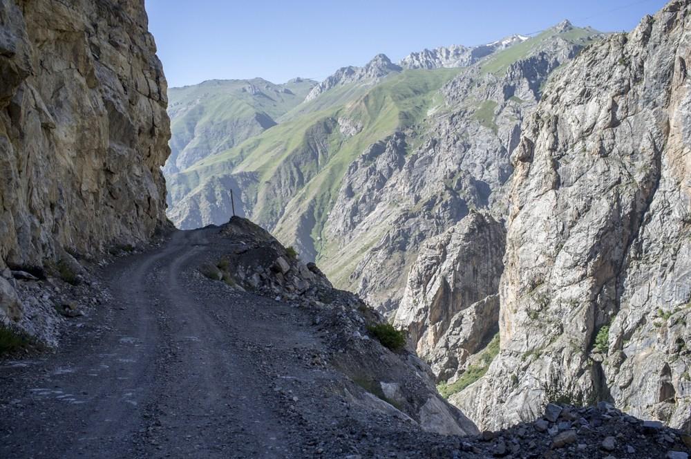 Haute route du pamir à vélo