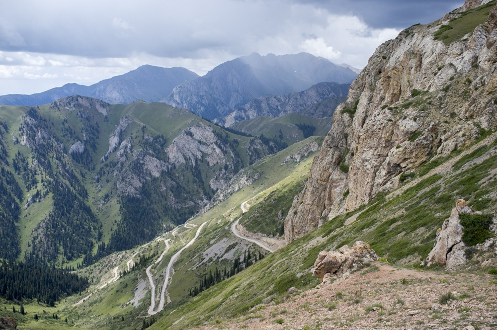 Pierre Gouyou voyage vélo Mongolie