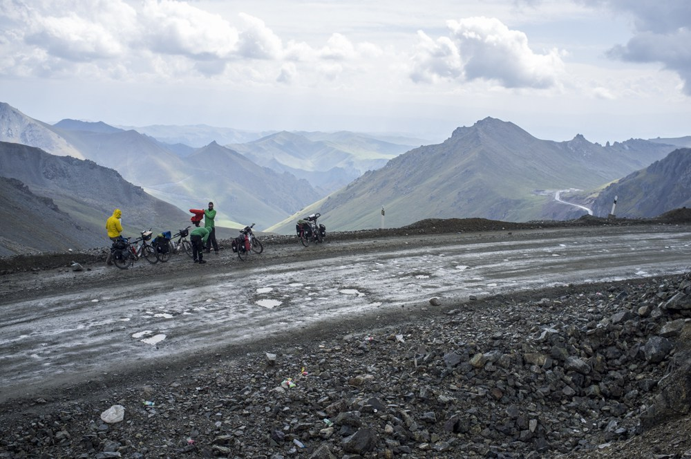 Voyage vélo Chine
