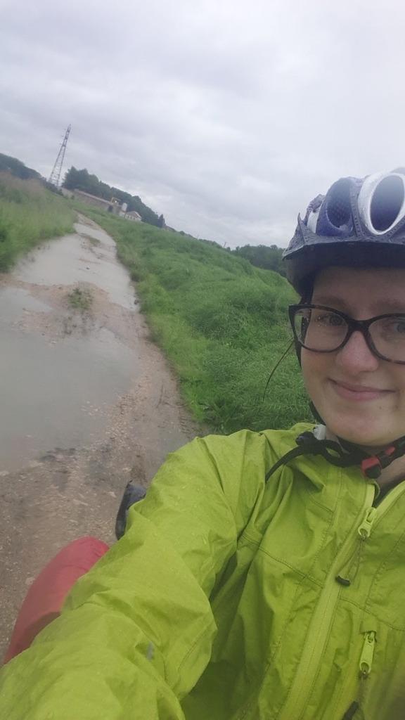 Inondations en France (début du voyage)