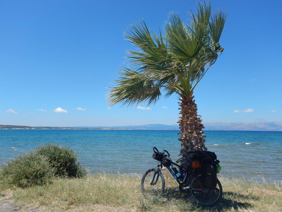 Voyage vélo Turquie