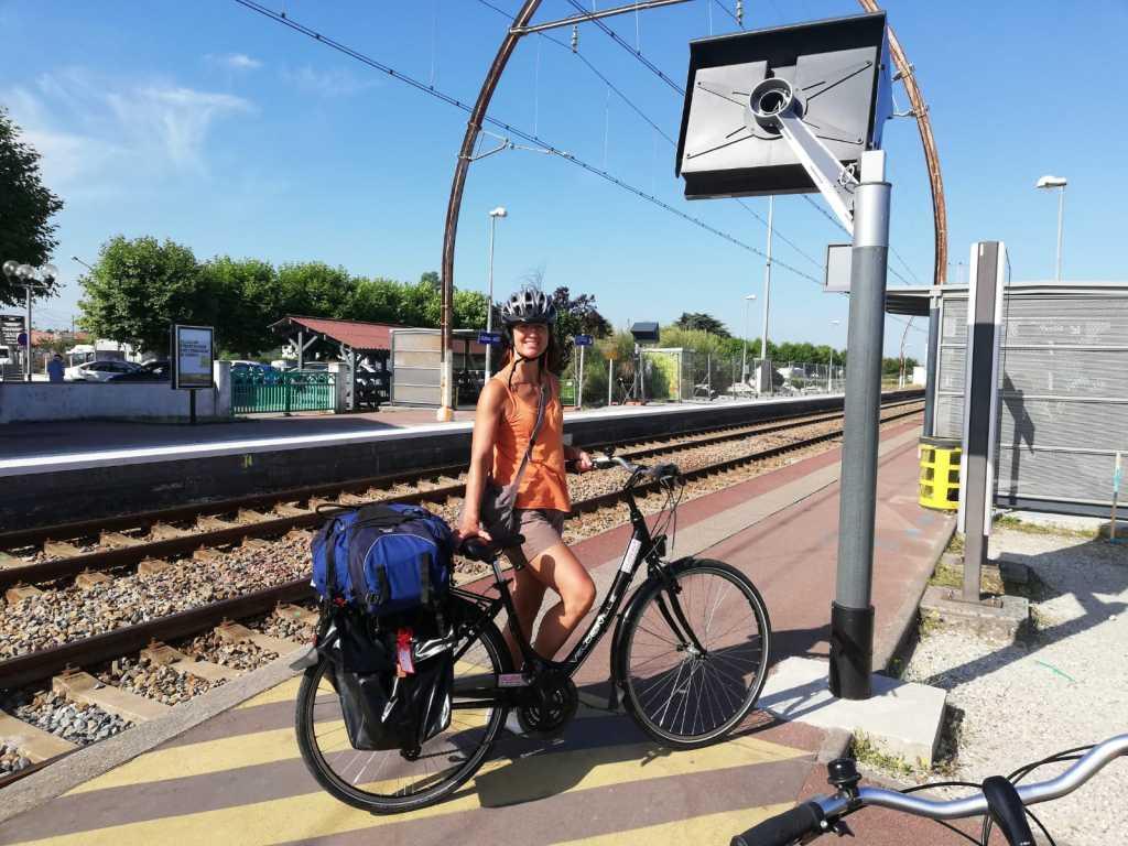 Vélodyssée vélo train