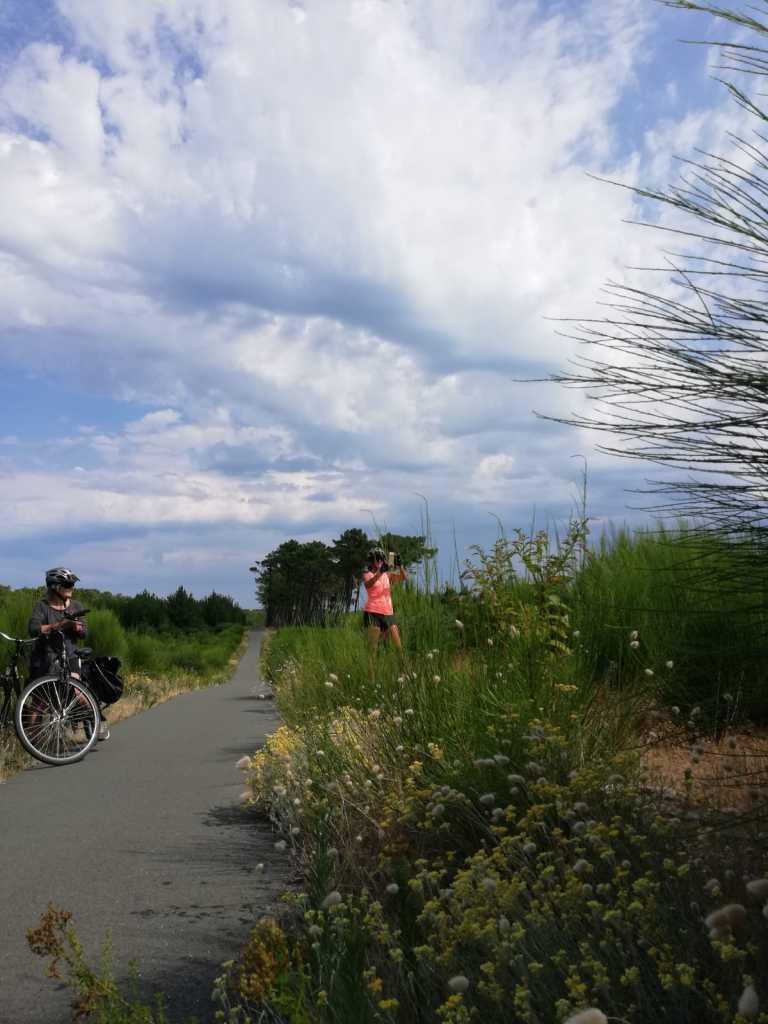 piste cyclable vélodyssée
