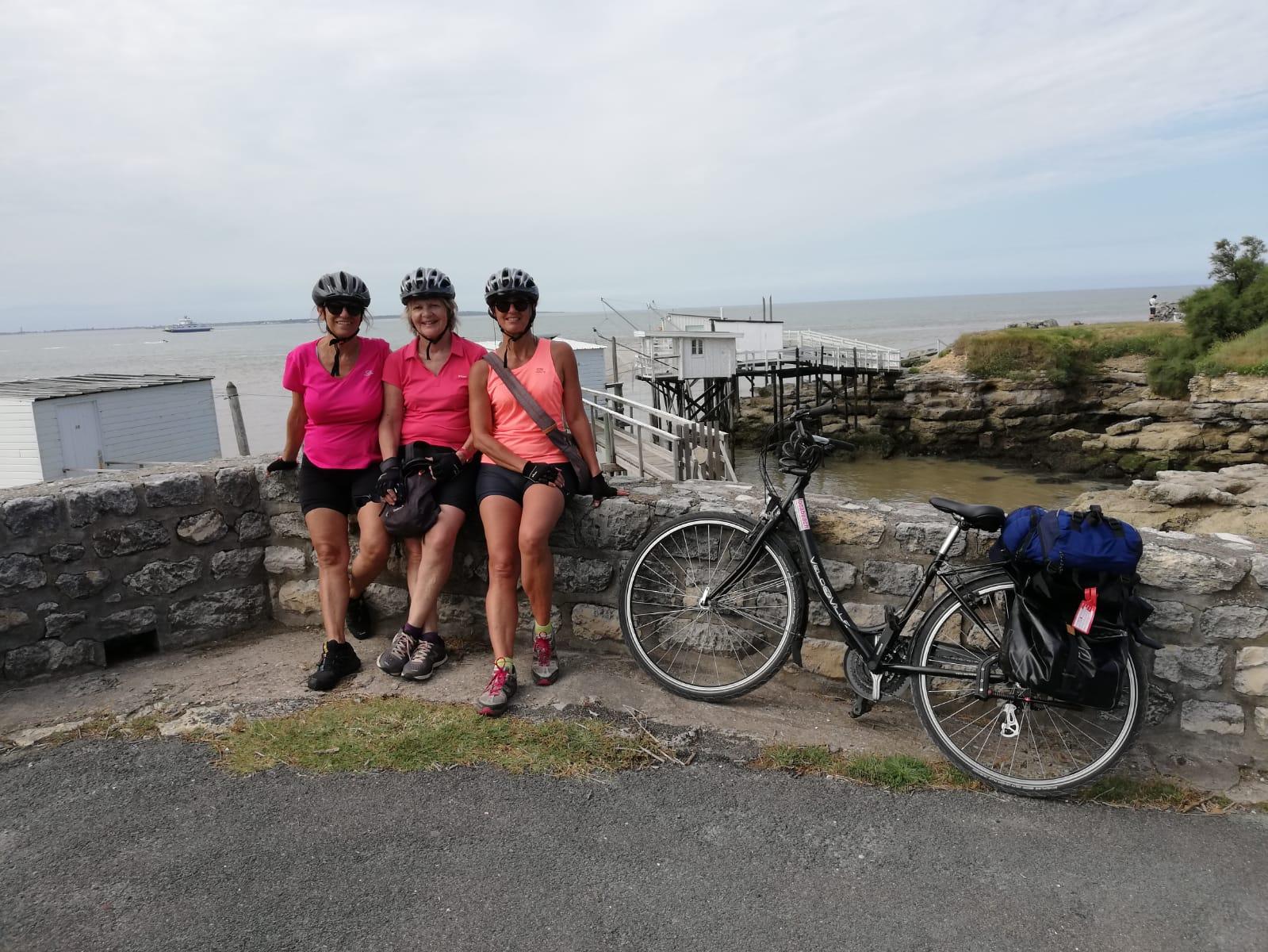 Vélodyssée voyage vélo
