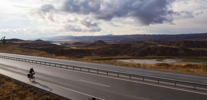 Routes nationales vélo Grèce