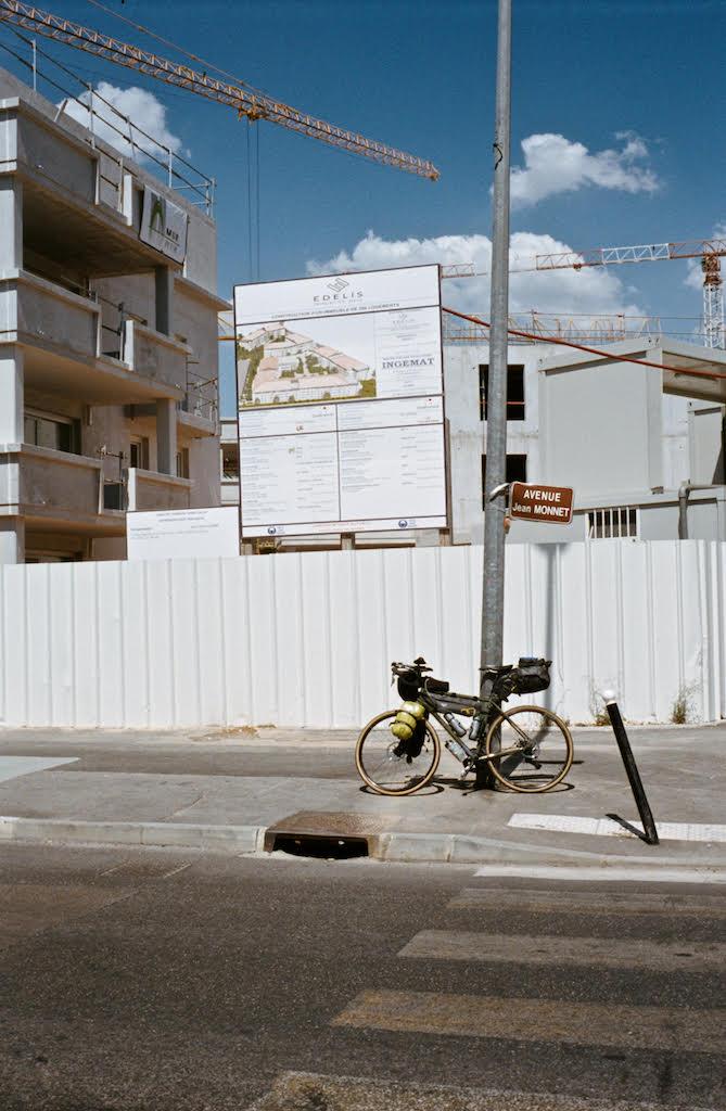 Equipement vélo bikepacking
