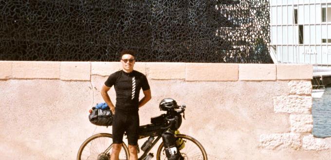 Yann Aubry vélo