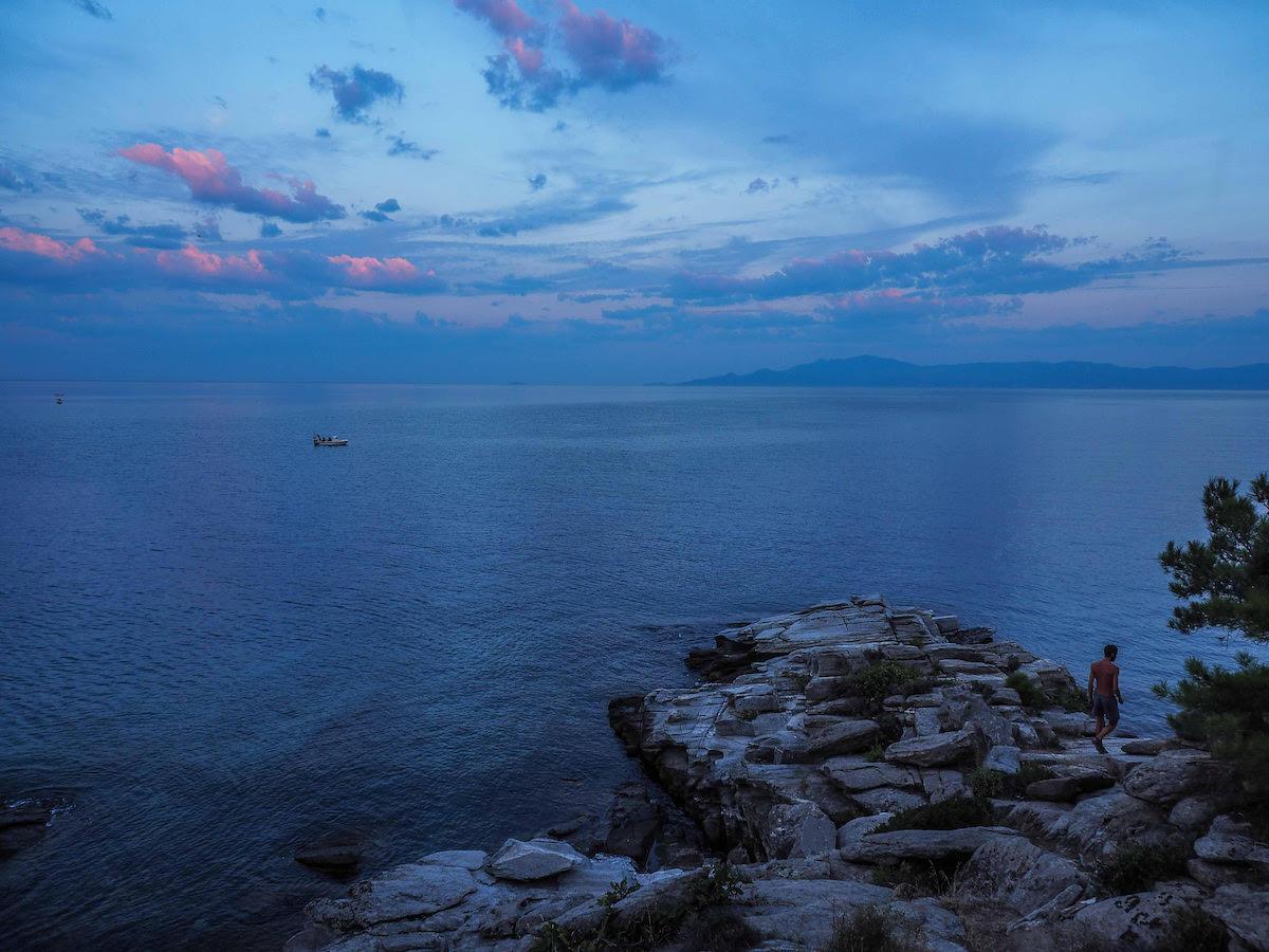 Voyager à vélo Grèce