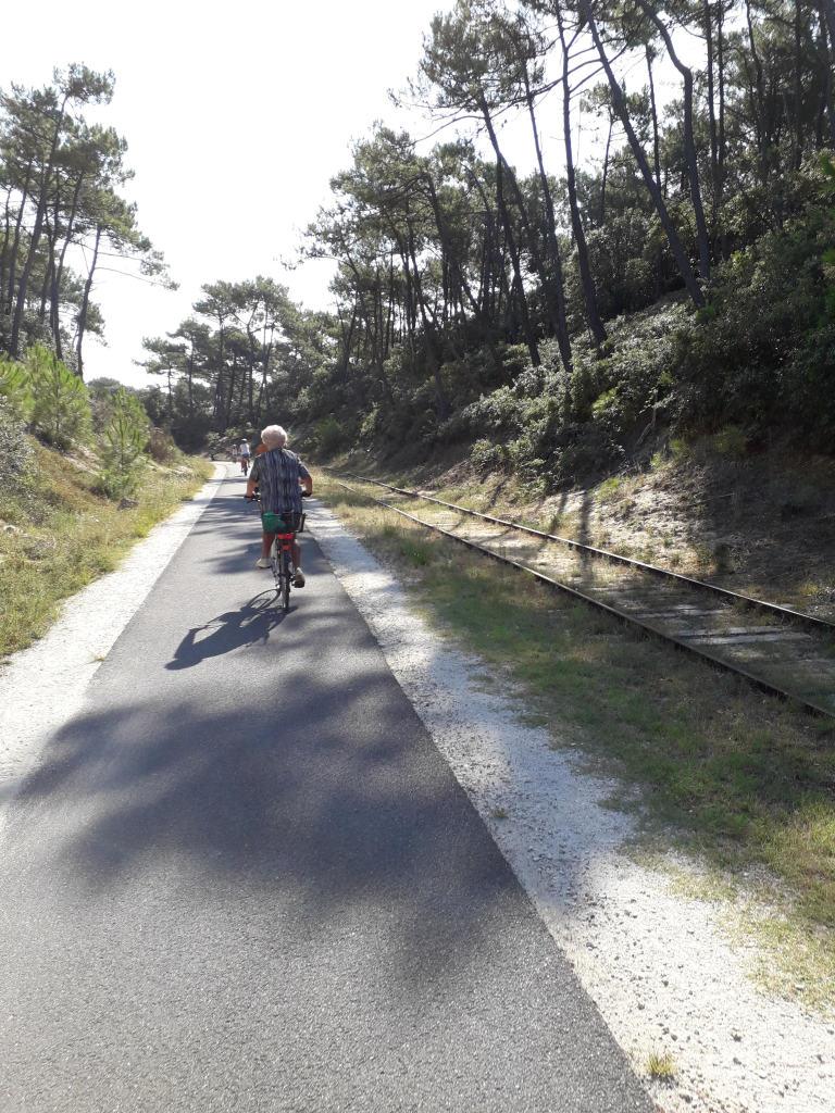 Aperçu de la Vélodyssée en Gironde