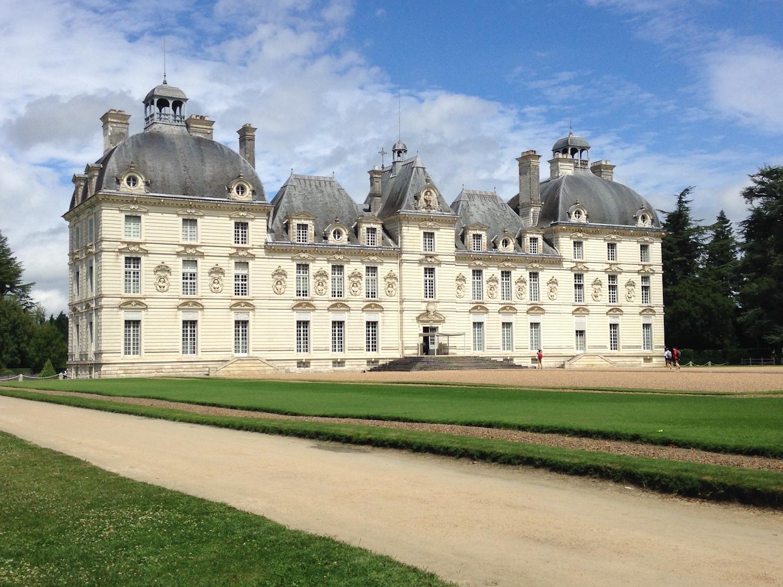 Chateaux Loire vélo