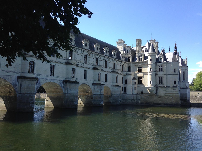 Chateau de la Loire à vélo
