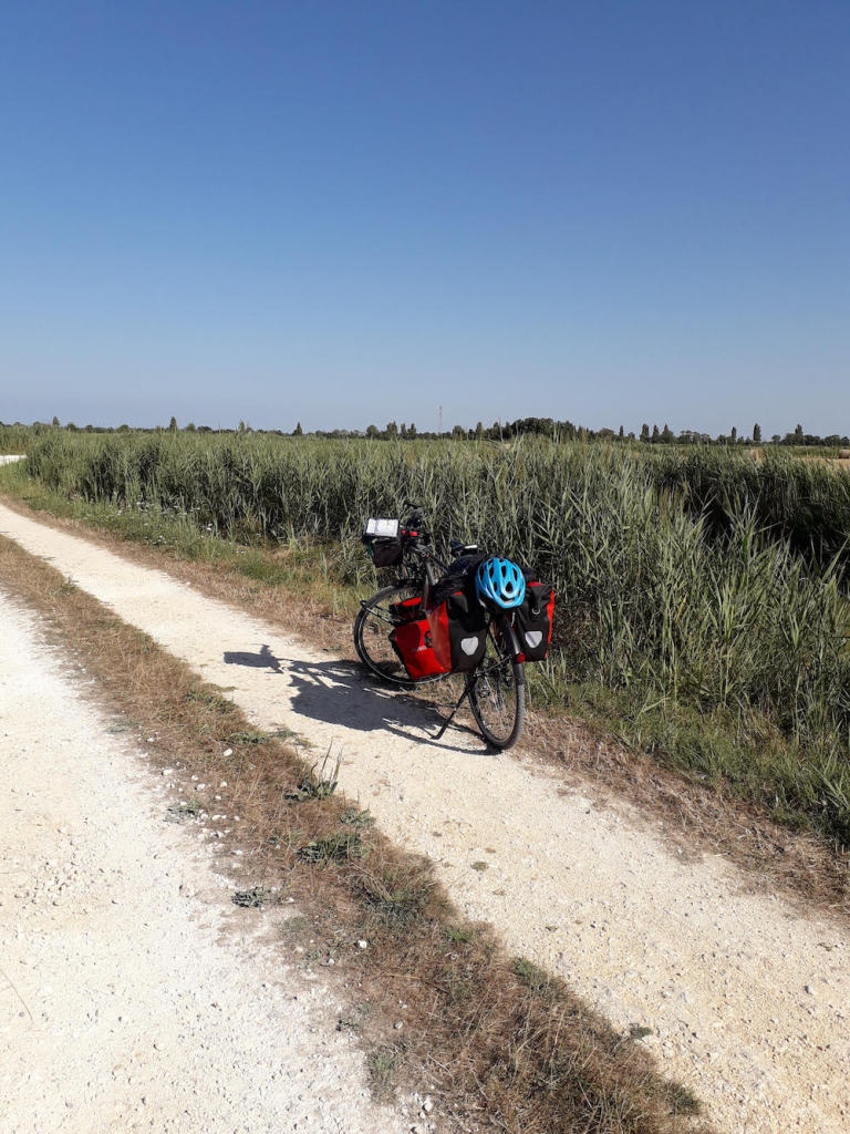 Les marais de Marennes à vélo