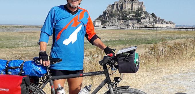 Mont Saint Michel à vélo