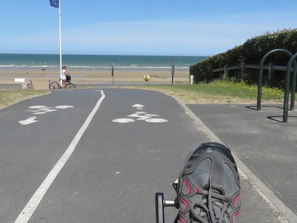 Vélodyssée à vélo