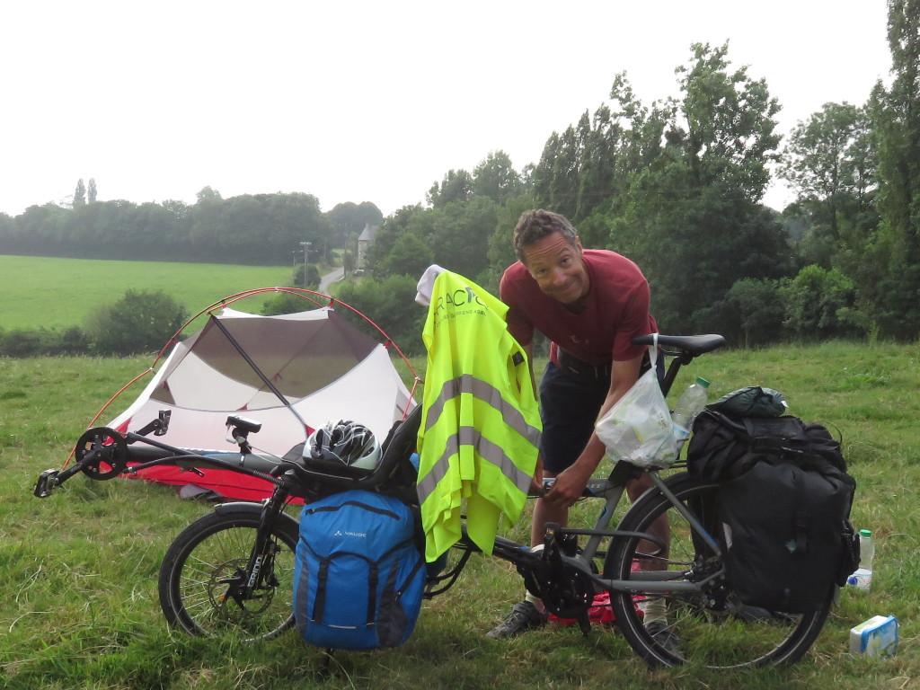 Camping vélo
