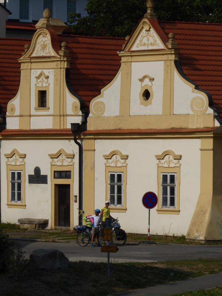 cyclotourisme République Tchèque