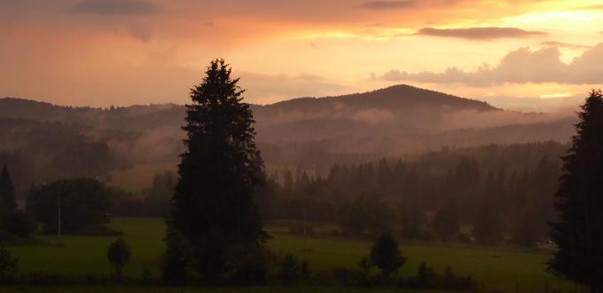 Voyage à vélo en République Tchèque