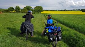Voyager à vélo dans l'Eure