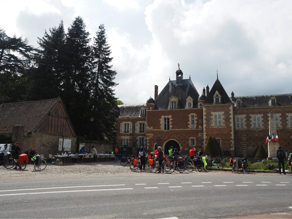 Checkpoint de la Clacyclo