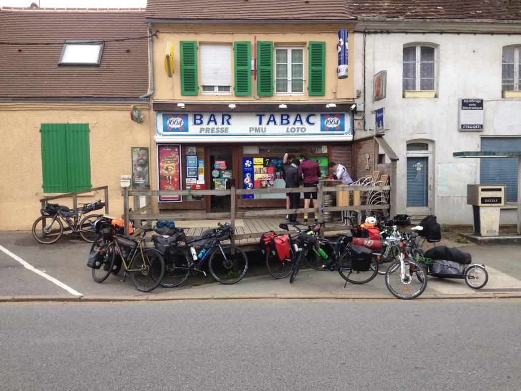 Bar pmu vélo