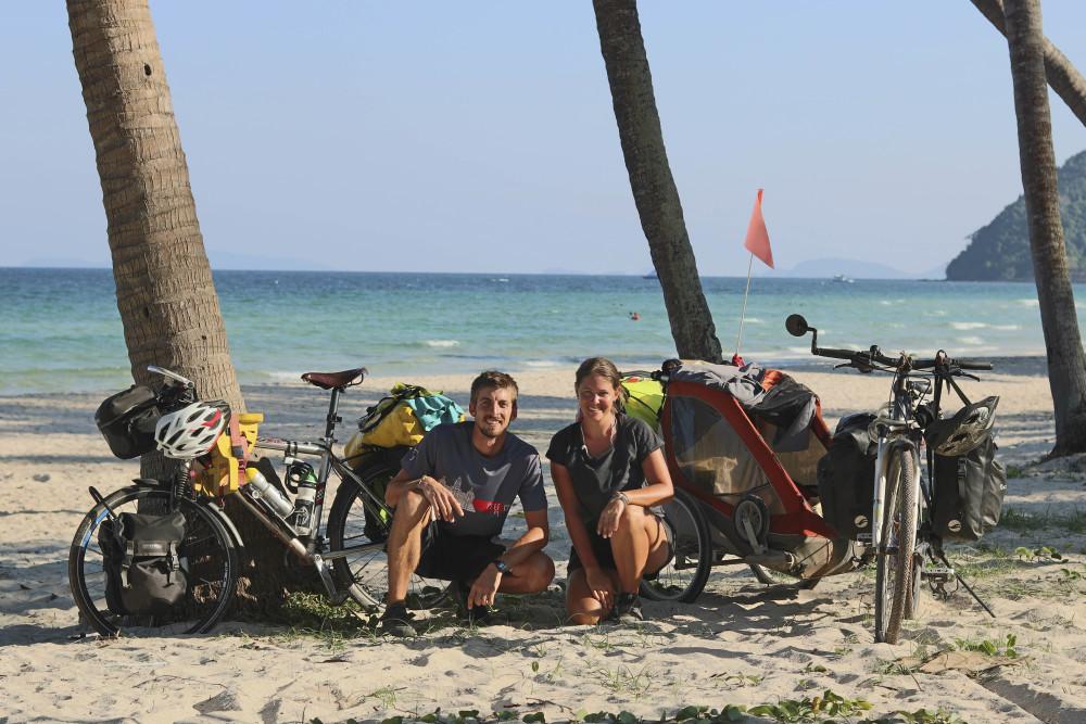 Thailande voyage vélo