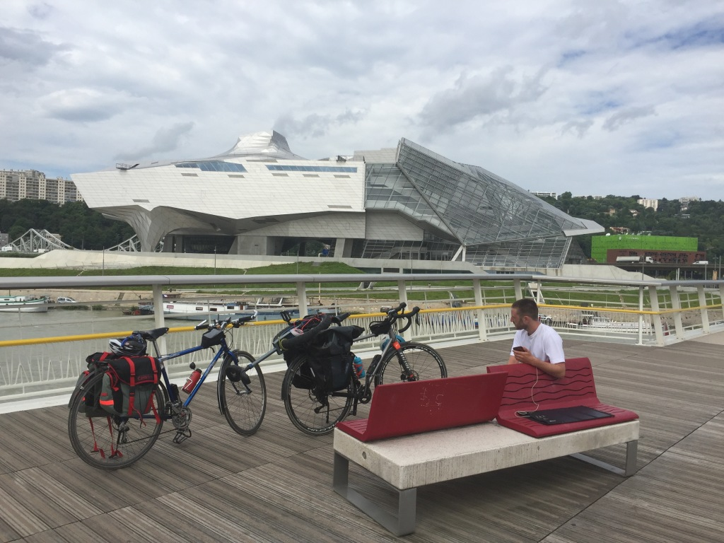 Cyclotourisme Espagne