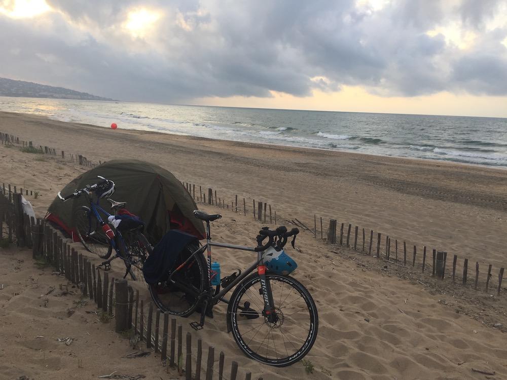 Camping sauvage Espagne