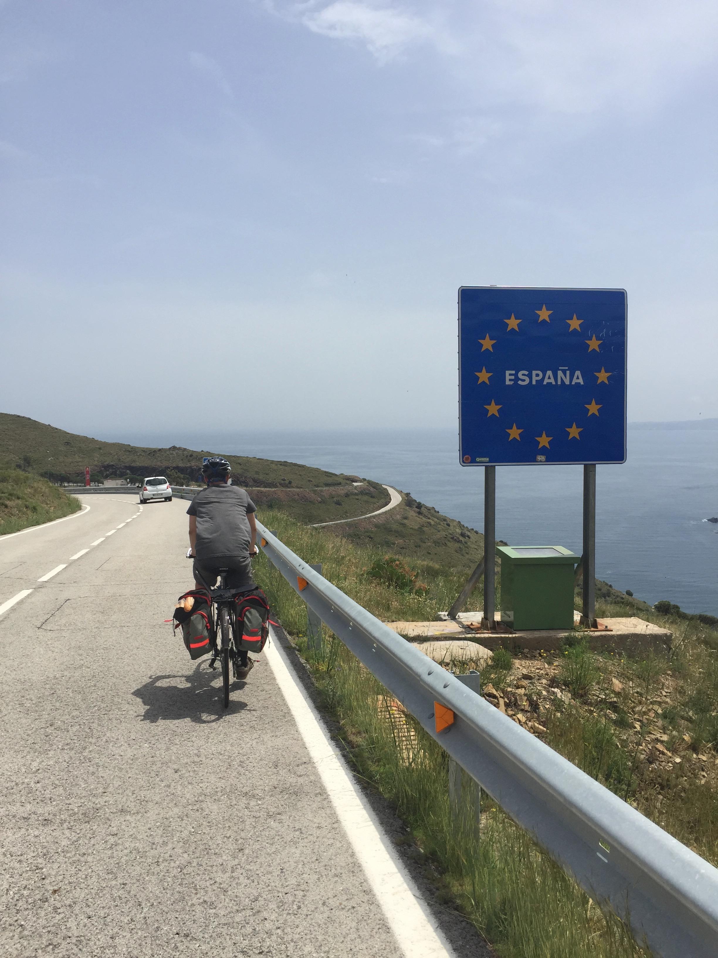 Voyage vélo Espagne