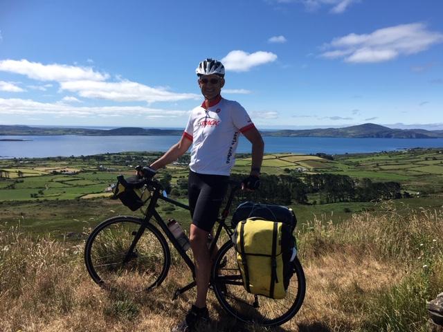 Cyclotourisme Irlande