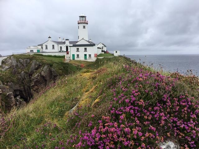 Le phare de Fanad voyage irlande vélo