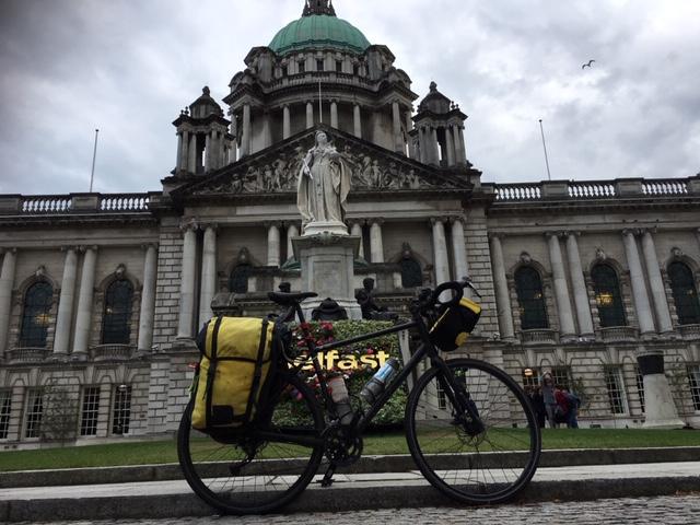 Belfast voyage vélo