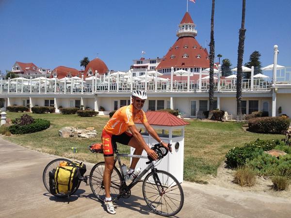 San Diego à vélo