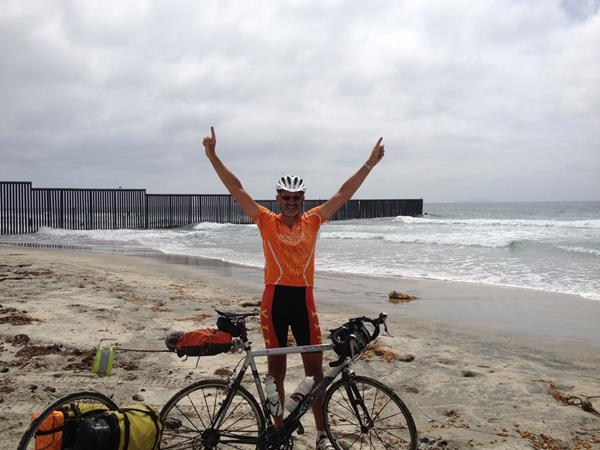 Itinéraire vélo Pacific Coast