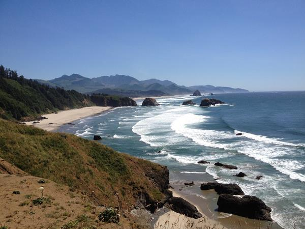 Pacific Coast Etats-Unis vélo