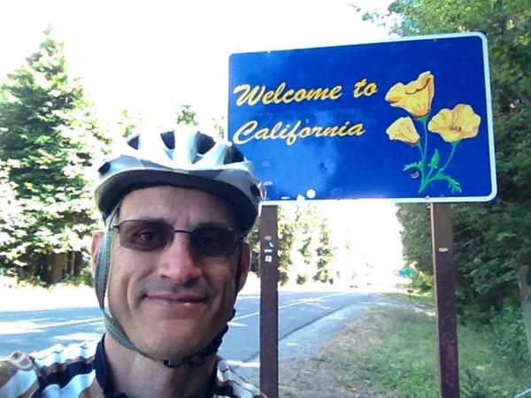 Californie à vélo