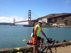 Pacific Coast à vélo Canada et Etats-Unis
