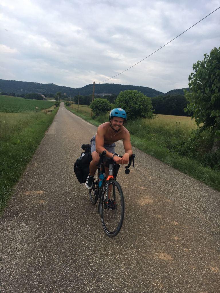 Cyclotourisme Via Rhôna