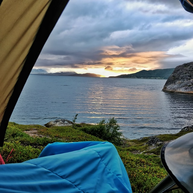 Les bivouac norvégiens
