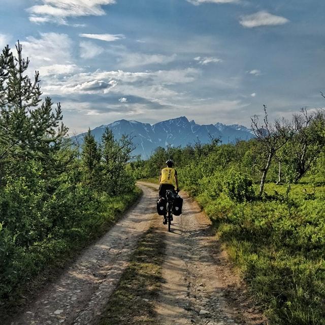 Norvège à vélo