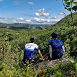 La Norvège à vélo entre frères