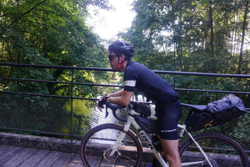 JB Pluchet récit voyage vélo