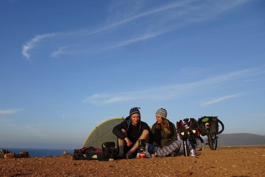 Les joies du camping sauvage au Maroc