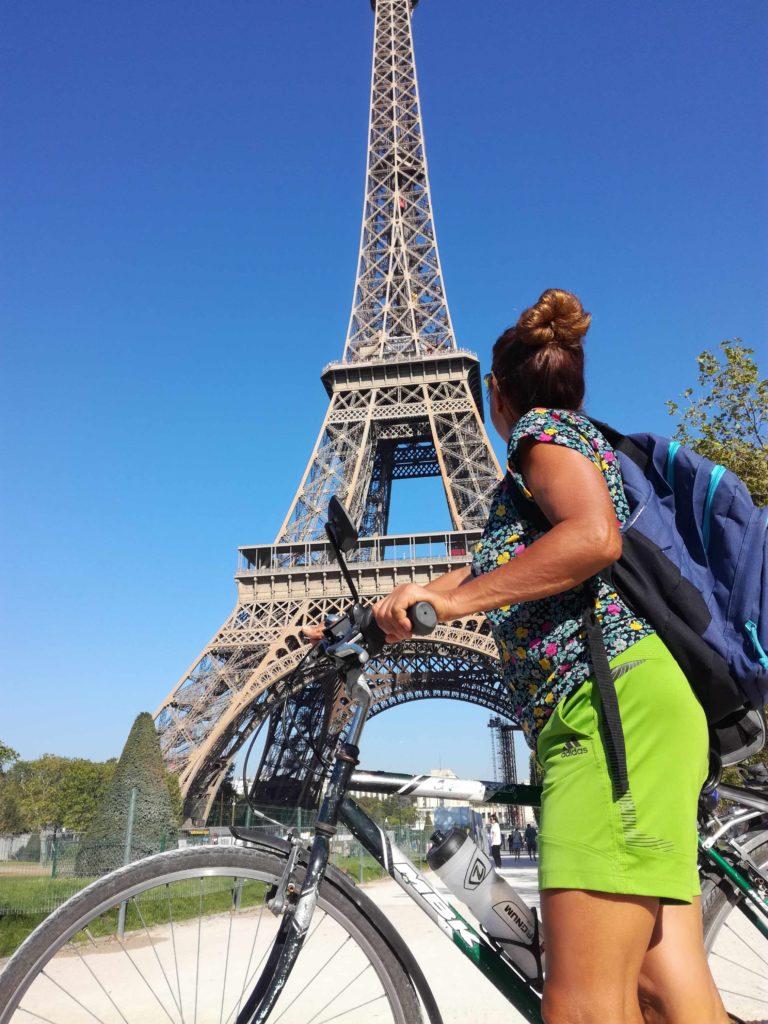 Bordeaux Paris vélo